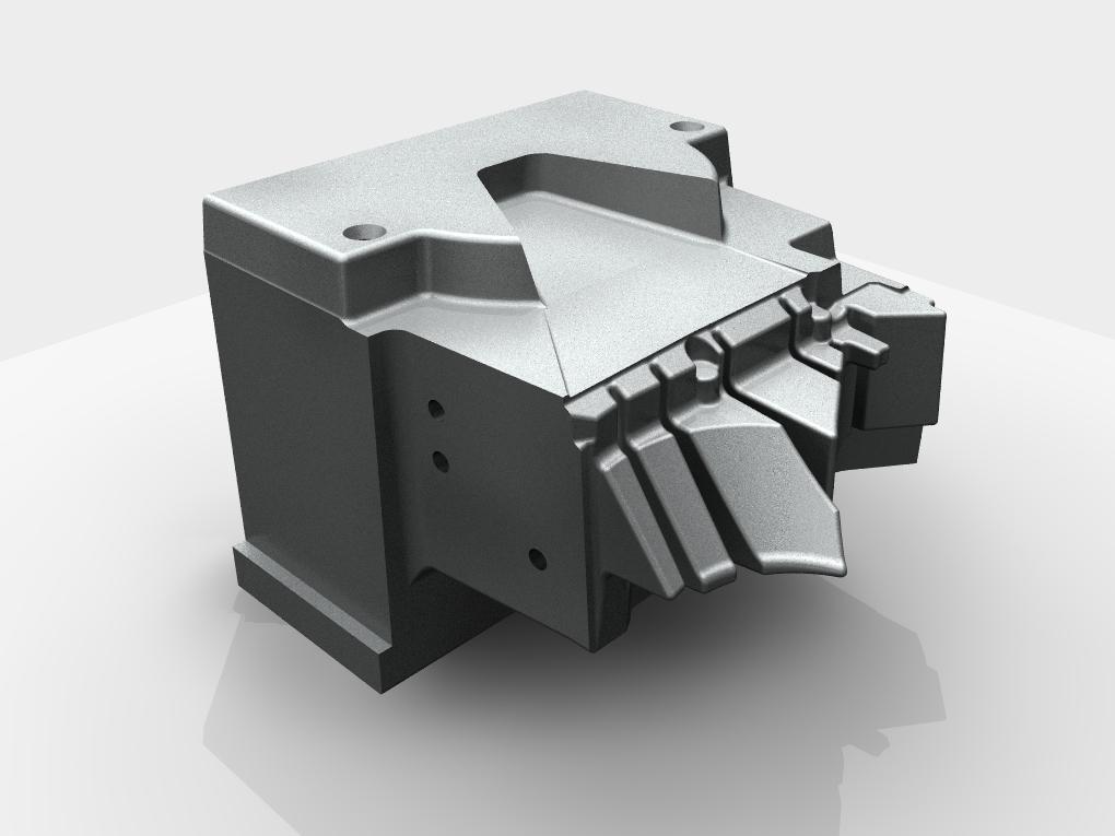 WF Modelação e Ferramentaria - Peças de Reposição para moldes - Gaveta