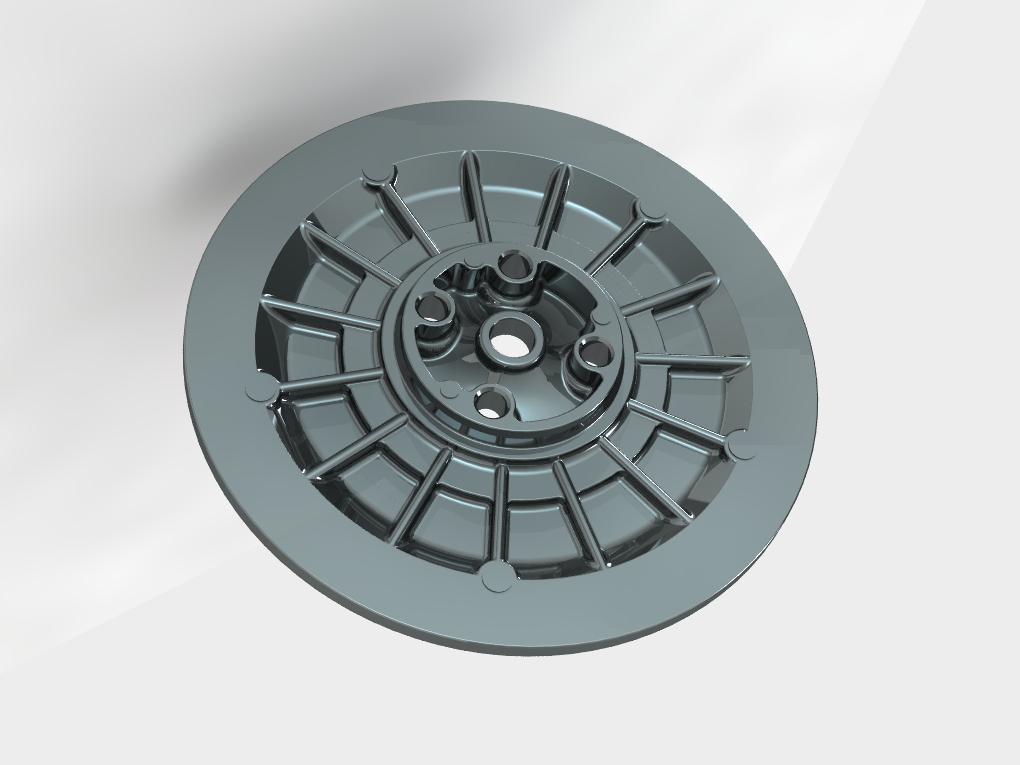WF Modelação e Ferramentaria - Protótipos - Prato Compressor