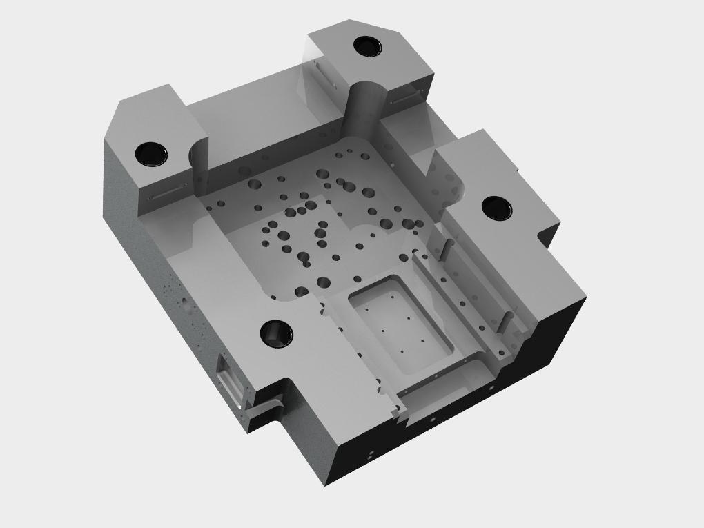 WF Modelação e Ferramentaria - Peças de Reposição para moldes - Porta Molde