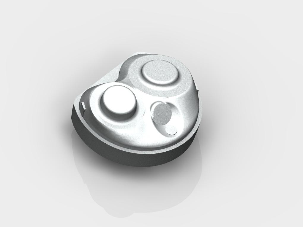 WF Modelação e Ferramentaria - Peças de Reposição para moldes - Câmara de Combustão