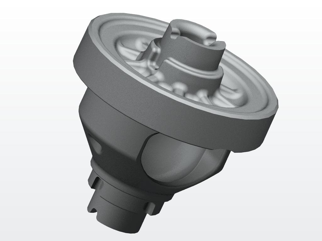 WF Modelação e Ferramentaria - Protótipos - Caixa Satélite
