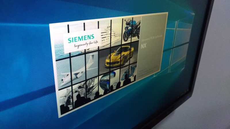WF Modelação - Engenharia - PLM Software Siemens NX
